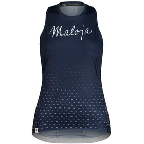 Maloja HaslmausM. Sleeveless Multisport Jersey Women, night sky